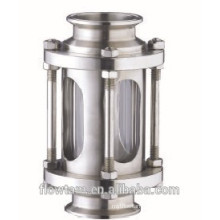 sanitary stainless steel clamp sight glass