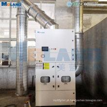 Sistema de purificação de ar industrial centralizado