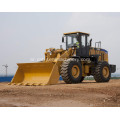 SEM650B 5 ton wheel loader heavy work