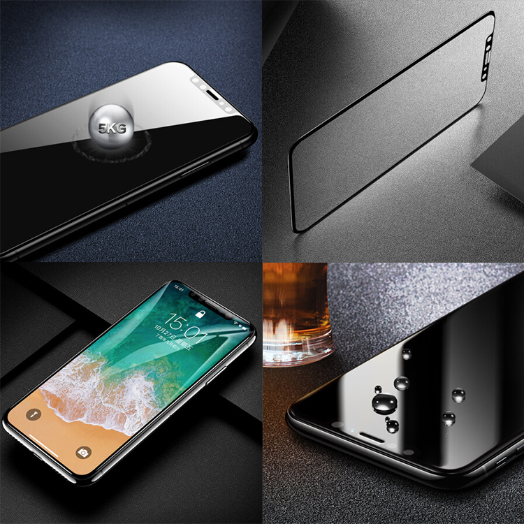 Tempered Glass Protector IPhone X