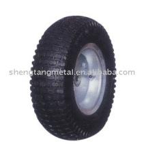 roda de borracha pneumática PR1306