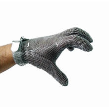 Metal Mesh Safety Gloves/100% Stainless Steel Safety Glove