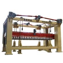 Hess AAC block making machine in Iraq AAC block factory