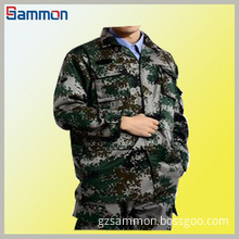 Sm5054 Thicken Camouflage Training Clothes