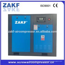 Compresseur d'air de 110KW ZAKF, compresseur d'air de vis de refroidissement par air