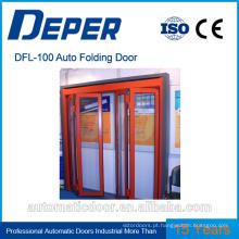 Porta dobrável automática Deper
