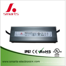 single output 165W 3300ma constant current led driver for led lighting