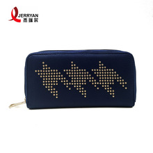 Zip Clutch Coin Purse for Young Womens