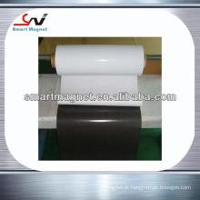 Folha magnética de borracha flexível de preço barato