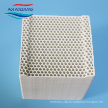 Керамические соты теплообменника(СН-300)