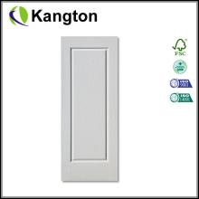 Revestimiento de imprimación blanco Revestimiento de puerta moldeado HDF (revestimiento de la puerta)