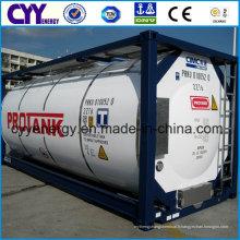 Cyy ISO Standard Asme Certification Oxygène liquide cryogénique haute pression Azote Argon Dioxyde de carbone Conteneur de réservoir Imo7 / T75