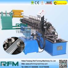 Stahl Kaltumformung Kiel Walze Formmaschine mit hoher Geschwindigkeit