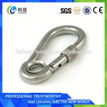 Stainless Steel Pear Shaped Snap Hooks