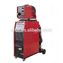 500 Amp double pulse welder