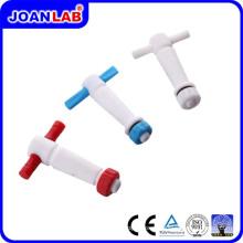 JOANLAB Replacement PTFE Teflon Stopcock para uso em laboratório