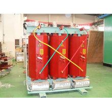 Tres fase epoxy resina transformador 2500 kva tipo seco cu-cu