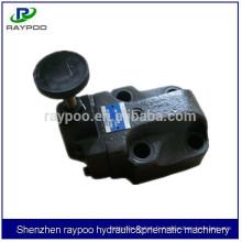 Yuken bg-06 soupape de décharge hydraulique haute pression pour machine de moulage par injection hydraulique