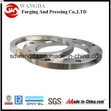 90 Degree Elbow Stainless Steel Tube Connector Base Plate Flange