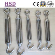 Stainless Steel Turnbuckles, European Frame Type, JIS Frame Type Korea Type, Us Type Forged,