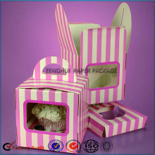 Cheap Single Cupcake Box Wholesale Price