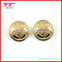 Custom 3D Embossed Military Garment Button
