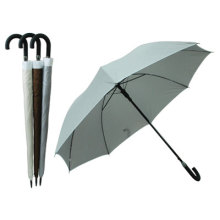 Auto Open Pure Color Straight Umbrella (BD-30)