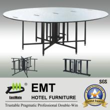 Tabla plegable flexible del banquete del hotel (EMT-FT603)