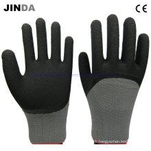 Gants de travail pour la protection des mains en latex moulés en latex (LH309)