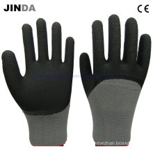 Latex Foam Coated Hand Protection Work Gloves (LH309)