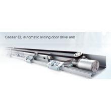 Operadores de portas automáticas deslizantes de vidro da marca Caesar