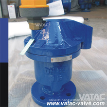Cast Iron Pn16 RF Flange Air Release Valve