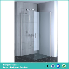 Frameless Pivot Shower Enclosure