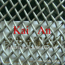 Galvanised iron animal cage mesh