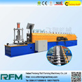 Keel roll forming machine, steel track production line