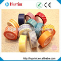 factory supplying colorful washi, tape printed washi paper tape