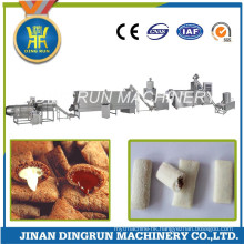 core filling snacks food making extruder