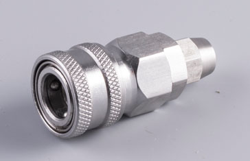 Stainless Automatic Quick Socket Hose Coupling