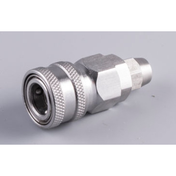 Stainless 8mm Automatic Quick socket Hose coupling
