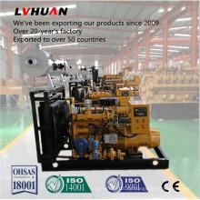 Gerador de energia elétrica do gás de carvão 30kw-1wm feito no fabricante de China