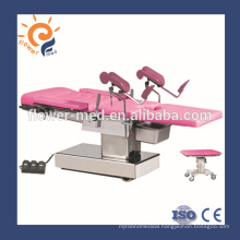 FD-4 Electric multi function gynecology operation examination chair with CE