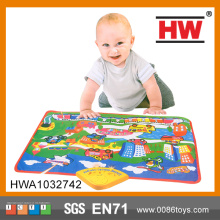 Funny Musical Kid Play Mat