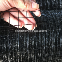 Export Black Stretch 2cm Bird Netting