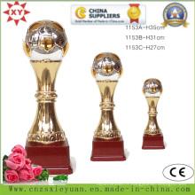 Trophée souvenir / commémore le métal pour le sport