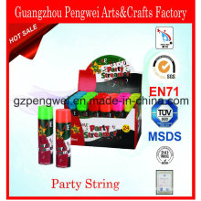 200ml Party Ribbon for Christmas Decoration, Popular Hoilday, Crazy Party