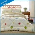 Детское постельное белье с принтом из 100% хлопка (комплект)