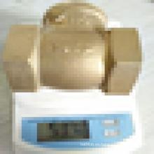 Válvula de retención de latón de alta calidad de China