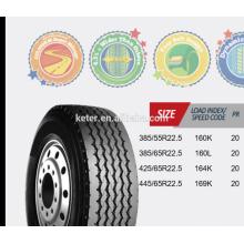 Neoterra tyre for big truck Heavy truck tyres 445 65r22.5, 385 65r22.5
