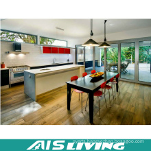 Africa Style Kitchen Cabinets Furniture for Villa House (AIS-K189)