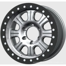 17X9 Alliage Beadlock Wheels Rim